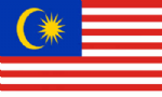 Malaysia Large Country Flag - 3' x 2'.
